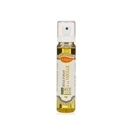 Organic Argan Oil with Vanilla Alepia - 1