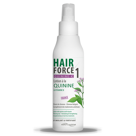 Hair Force One Quinine C Lotion Tonifiante Anti-Chute Institut Claude Bell - 1