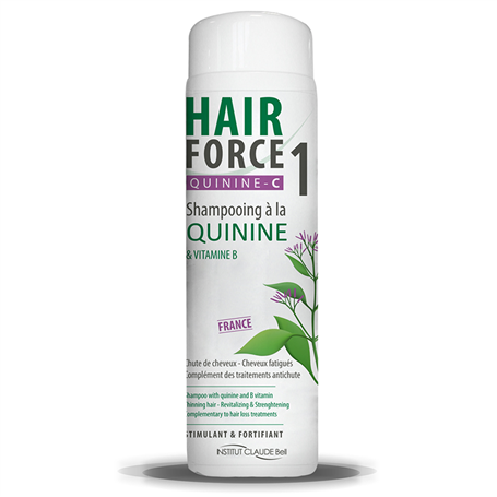 Hair Force One Quinine C Shampooing Anti-Chute Institut Claude Bell - 1