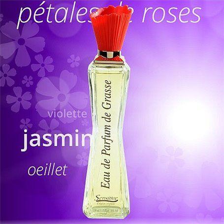 Vanina : Bouquet Floral Poudré - Eau de Parfum Femme Sensitive - 1