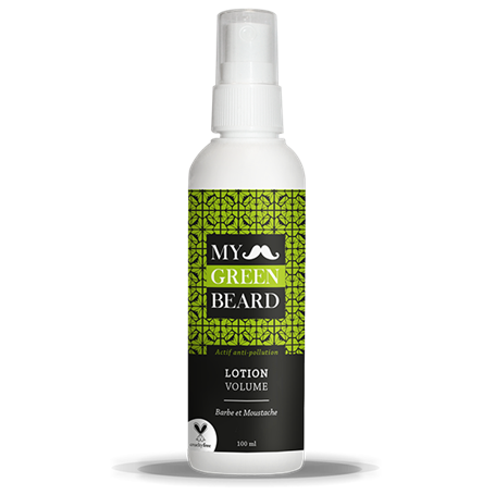 Beard Volume Lotion My Green Beard - 1