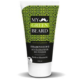 Shampooing Accélérateur de Pousse pour Barbe et Moustache
