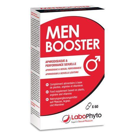 Men Booster Aphrodisiaque Labophyto - 1