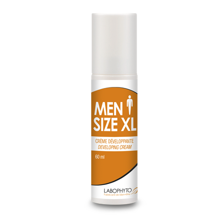 Men Size XL Crème d'Erection Labophyto - 1