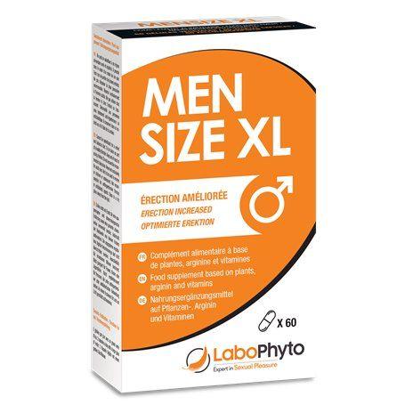 Men Size XL Perf Sexuelle Labophyto - 1