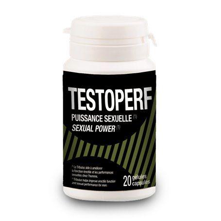 Testoperf Puissance Sexuelle Labophyto - 1