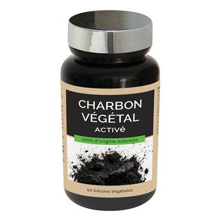 Charbon Végétal Activé Confort Digestif et Ballonnements