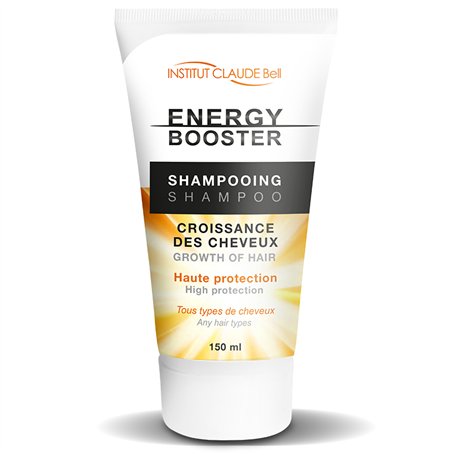 Energy Booster Shampooing Croissance des Cheveux Institut Claude Bell - 1