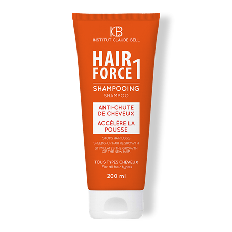 Hair Force One Shampooing Anti-Chute Institut Claude Bell - 1