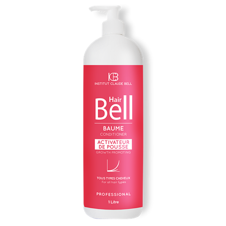 Hairbell Professionnel Baume Accélérateur de Pousse Institut Claude Bell - 1