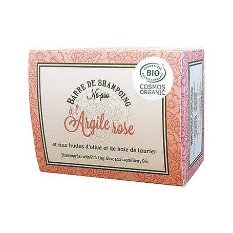 Shampoing d'Alep No-poo à l'Argile Rose Alepia - 1
