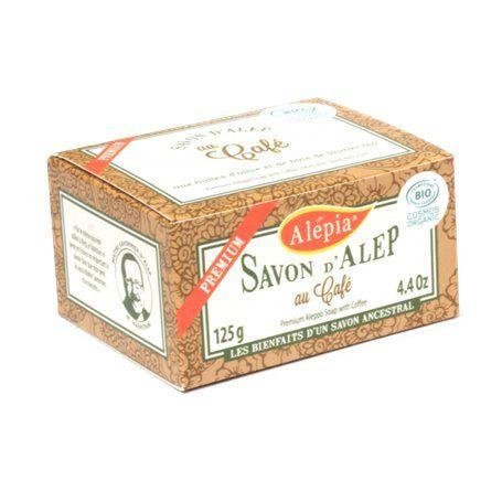 Savon d'Alep Premium à l'Huile d'Argan BIO Alepia - 1