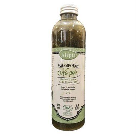 No-poo Aleppo Shampoo Original 40% Laurel Oil Alepia - 1