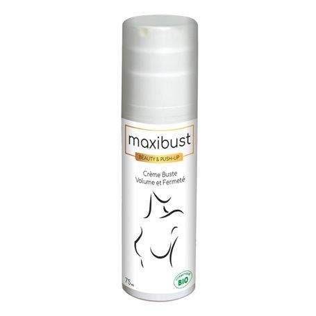 MaxiBust Crème BIO Développeur de Poitrine Nutriexpert - 1