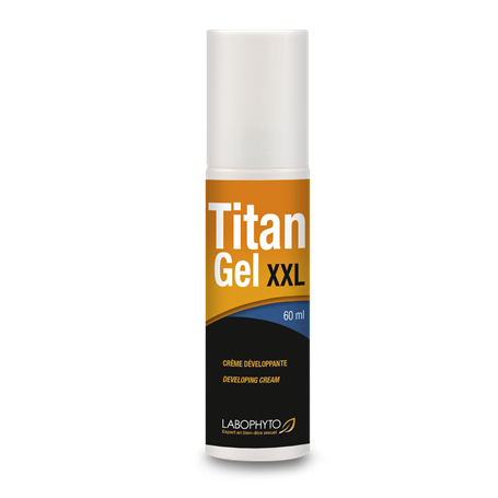 Titan XXL Action Prolongee Labophyto - 1