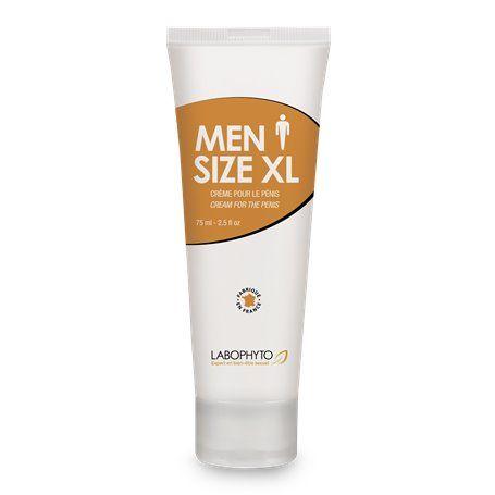 Men Size XL Crème d'Erection Labophyto - 1