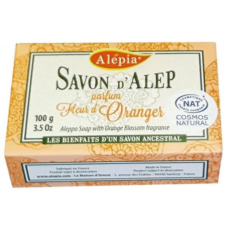 Savon d'Alep Tradition 40% Laurier Alepia - 1