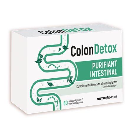 ColonDetox Transit Détoxifiant Intestinal Nutriexpert - 1